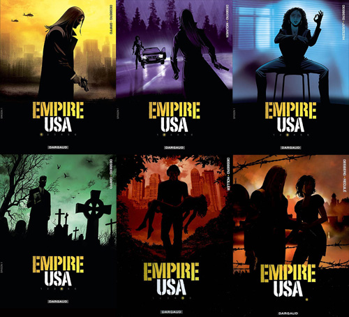 Empire USA, saison 1
