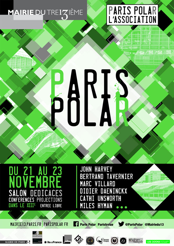 Affiche Paris Polar 2014