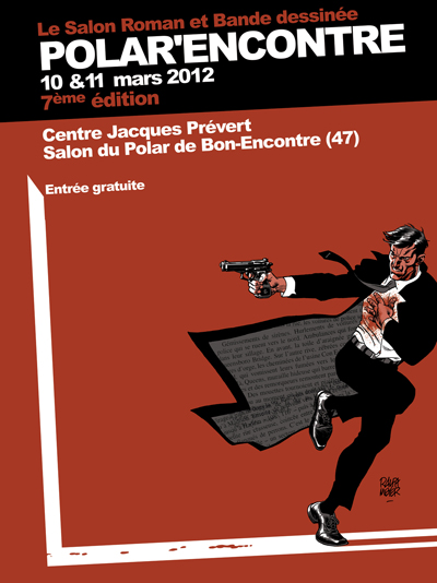 Affiche Polar'Encontre 2012