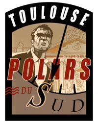 logo de l'association Toulouse, polars du Sud